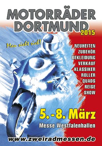 Update: Motorräder Dortmund 2015