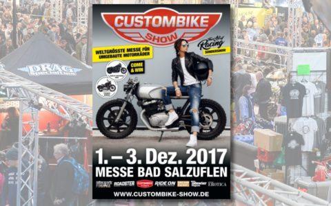 Custombike Show 2017 Impressionen