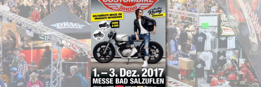 Custombike-Show 01.12. – 03.12.2017
