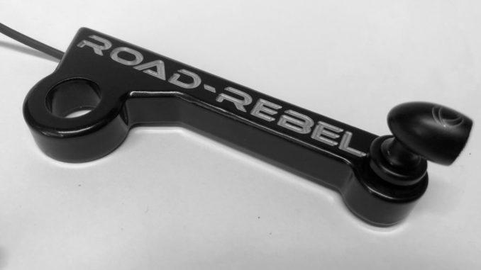 blinkerhalter von road-rebel