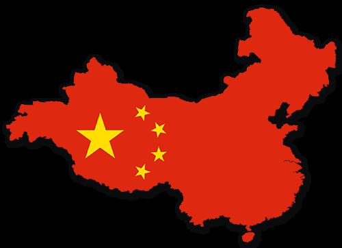 China eben…