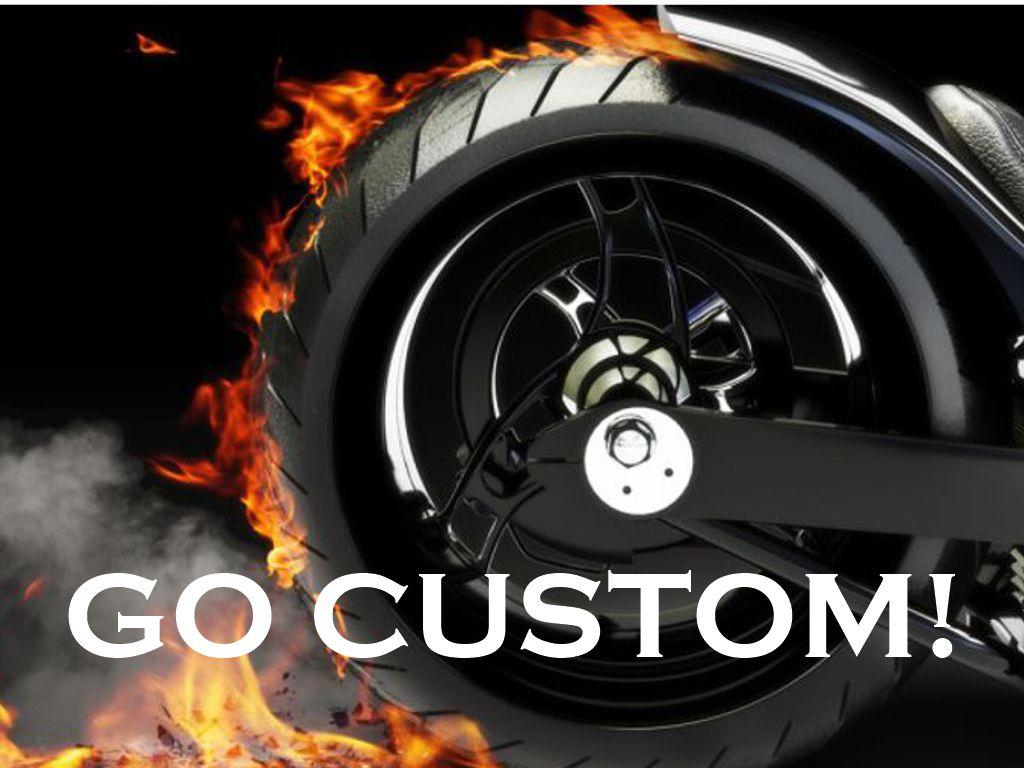 Go Custom! Starte jetzt…