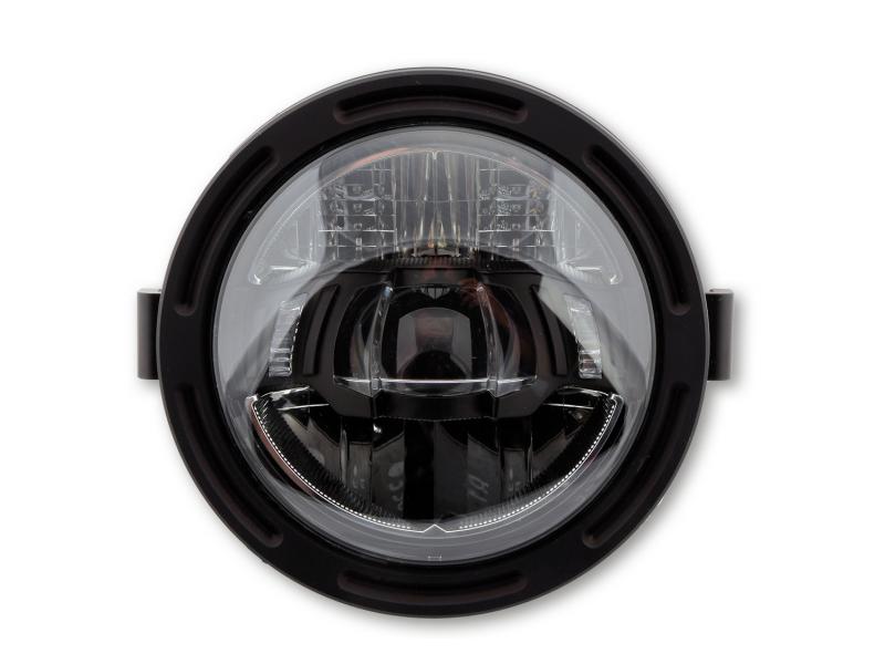 Legale LED Scheinwerfer für Night Rod